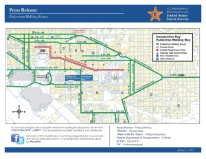Inauguration - Pedestrian Walking Routes - Small JPEG