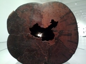 China Log, 2005 (me, via Hirshhorn)