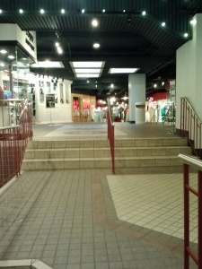 the tunnel of shops, 2013 (via ME!)