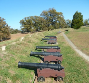 U.S. Second Siege Line (Yorktown, VA via ME!)